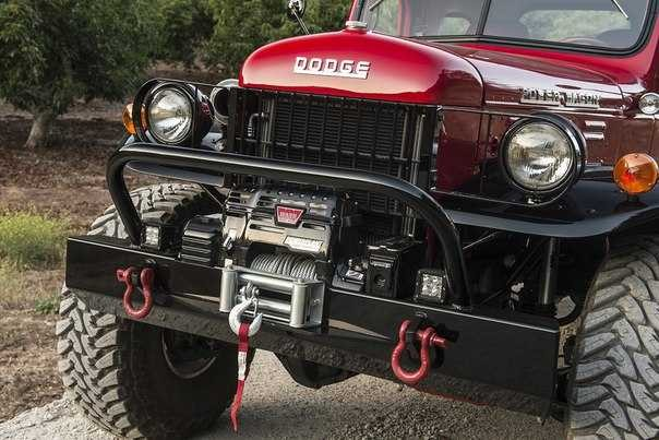 Power Wagon Legacy